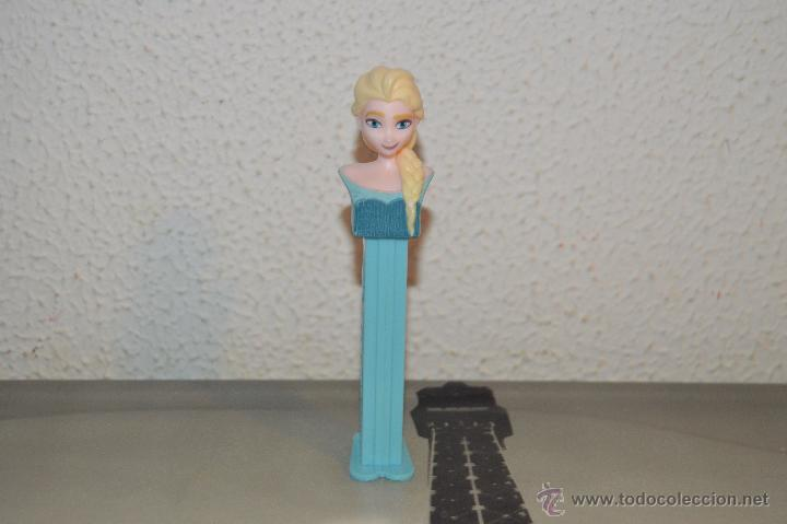 Dispensador Pez: dispensador de caramelos pez dispensadores frozen elsa disney - Foto 1 - 53583366