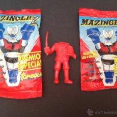 Figuras de Goma y PVC: SOBRES SORPRESA MAZINGER Z DE COMANSI. Lote 53688392