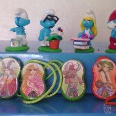 Figuras Kinder: LOTE 6 FIGURITAS DE LOS HUEVOS KINDER SORPRESA II. CADA LOTE A 5€.. Lote 53724960