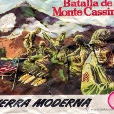 Figuras de Goma y PVC: SOBRE MONTAPLEX BATALLA DE MONTE CASSINO. Lote 53753608