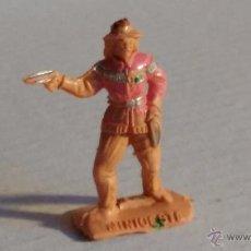 Figuras de Goma y PVC: COMANSI MINI OESTE AÑOS 60 BUFALO BILL. Lote 53973682