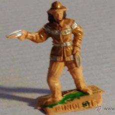 Figuras de Goma y PVC: COMANSI MINI OESTE AÑOS 60 BUFALO BILL. Lote 53974518