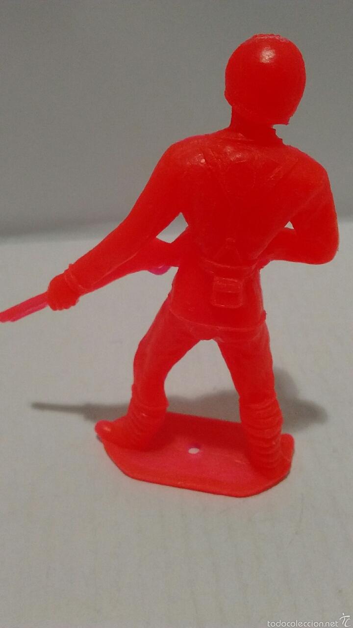 Figuras de Goma y PVC: Figura Comansi Soldado Italiano. - Foto 2 - 53982900