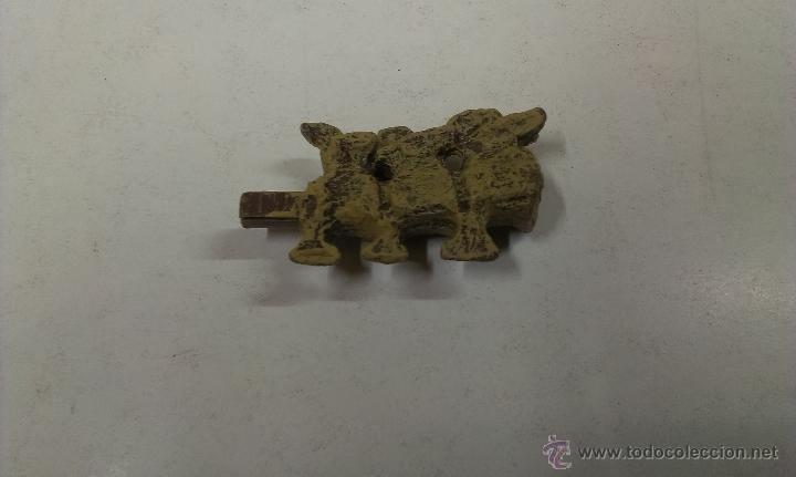 Figuras de Goma y PVC: ESQUELETO DE DINOSAURIO . TIRANOSAURIO REX . - Foto 30 - 53990945