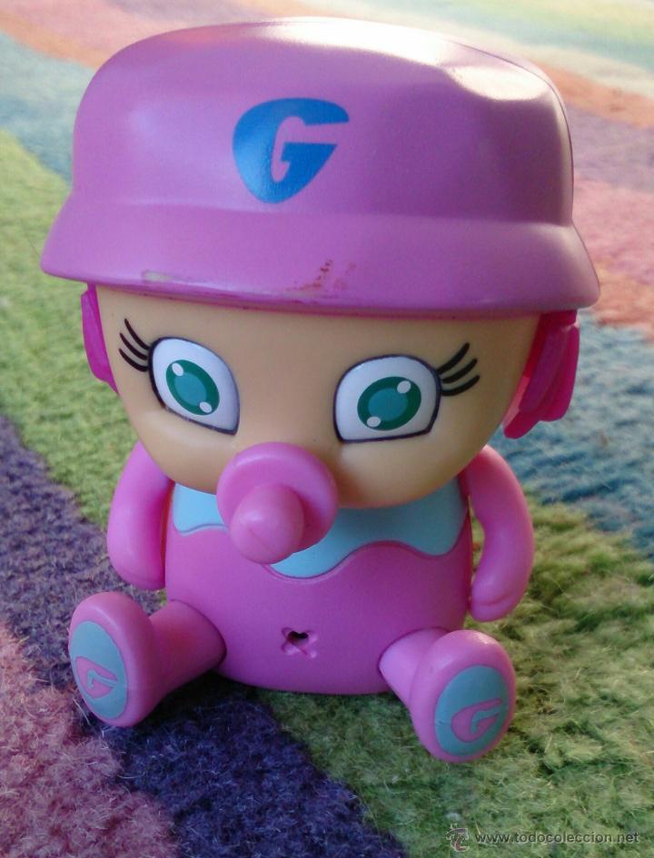 Figura Bebe Rosa Sega Toys Hasbro 2003 Baby Ele Buy Other Rubber