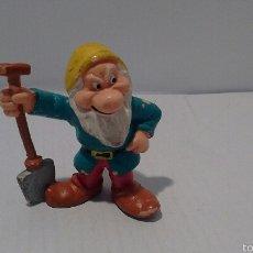 Figuras de Goma y PVC: ENANITO GRUÑON DE BLANCANIEVES.. Lote 54009202