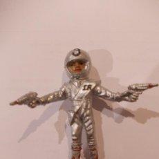 Figuras de Goma y PVC: FIGURA THUNDERBIRDS DE COMANSI GUARDIANES DEL ESPACIO-DE GOMA-MUY DIFICIL-ENCONTRADO EN JUGUETERIA. Lote 54048482