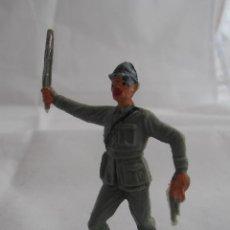 Figuras de Goma y PVC: FIGURA SOLDADO GOMA JAPONES J8 PECH AÑOS 60. Lote 54091708
