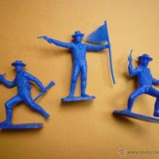 Figuras de Goma y PVC: FIGURAS 7º DE CABALLERIA 54MM. Lote 54142006