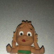 Figuras de Goma y PVC: FIGURA PVC LOS FRUITIS NIÑA KUMBA, COMICS SPAIN . Lote 54145075
