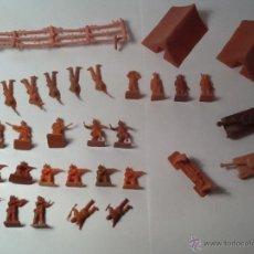 Figuras de Goma y PVC: MONTAPLEX CAMPAMENTO PRUSIANO. Lote 54152127