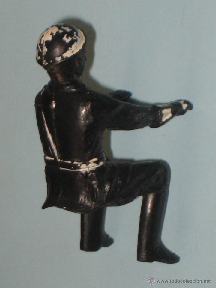 Figuras de Goma y PVC: DOS FIGURAS DE PLÁSTICO MOTORISTAS - Foto 5 - 54186521
