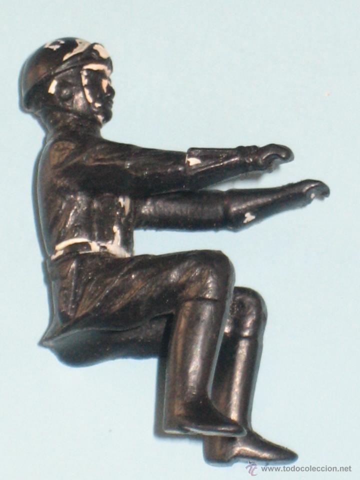 Figuras de Goma y PVC: DOS FIGURAS DE PLÁSTICO MOTORISTAS - Foto 9 - 54186521
