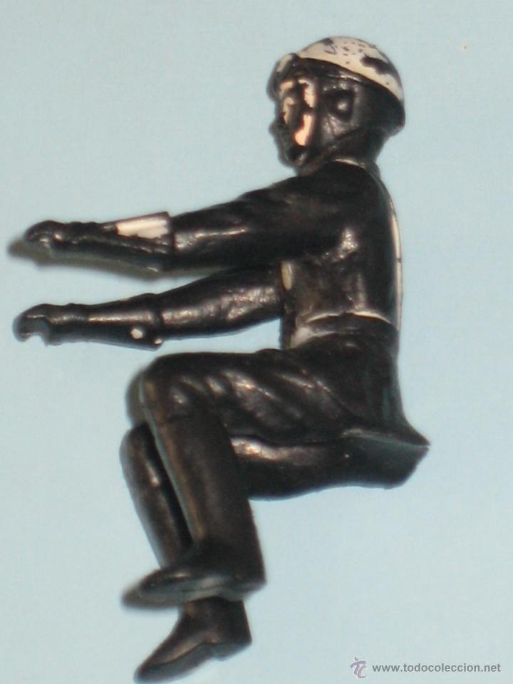 Figuras de Goma y PVC: DOS FIGURAS DE PLÁSTICO MOTORISTAS - Foto 10 - 54186521