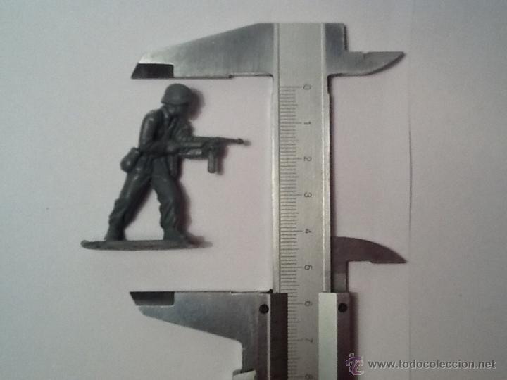 Figuras de Goma y PVC: Montaplex, army men, soldados alemanes - Foto 10 - 54294973