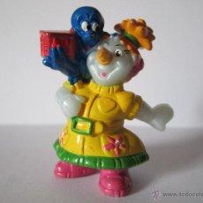 Figuras de Goma y PVC: FIGURA EISMANN FAMILY AÑO 1998 5CM DE ALTO. Lote 54341410