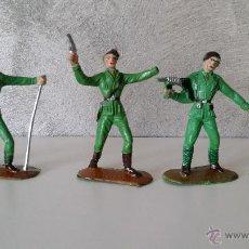 Figuras de Goma y PVC: SOLDADOS DEL MUNDO ITALIANOS COMANSI. Lote 54341932