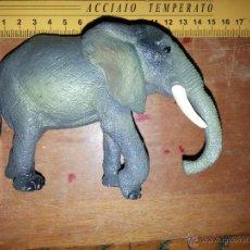 Figuras de Goma y PVC: GRAN FIGURA GOMA ELEFANTE - BUENA CALIDAD DE COLECCIONISTA MUY BUEN ESTADO. Lote 54398815