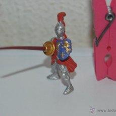 Figuras de Goma y PVC: MUÑECO FIGURA CABALLERO MEDIEVAL PLASTOY. Lote 54423084