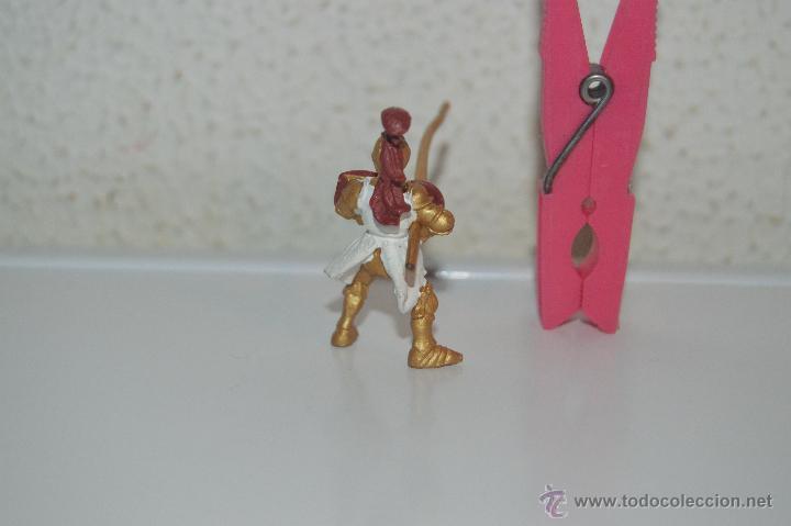 Figuras de Goma y PVC: muñeco figura caballero medieval plastoy - Foto 4 - 54423161