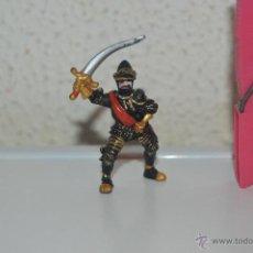 Figuras de Goma y PVC: MUÑECO FIGURA SOLDADO MONGOL PLASTOY. Lote 54423229