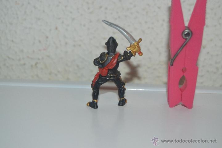 Figuras de Goma y PVC: muñeco figura soldado mongol plastoy - Foto 2 - 54423229