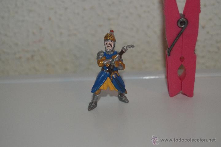 MUÑECO FIGURA SOLDADO MEDIEVAL PLASTOY (Juguetes - Figuras de Goma y Pvc - Otras)