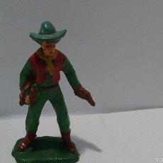 Figuras de Goma y PVC: ANTIGUA FIGURA DEL OESTE VAQUERO. STARLUX. Lote 54427610