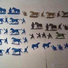 Figuras de Goma y PVC: MONTAPLEX CABALLERIA NAPOLEONICA MULTICOLOR. Lote 54438506