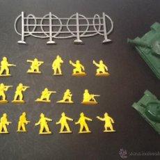 Figuras de Goma y PVC: MONTAPLEX SOLDADOS ESPAÑA Y MAS. Lote 54438881