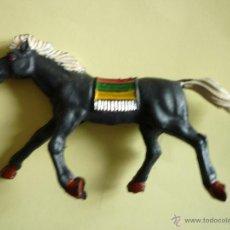 Figuras de Goma y PVC: CABALLO INDIO LAFREDO. Lote 54477597
