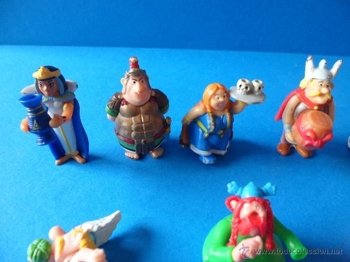 Figuras Kinder: Figuritas varias y despiece de Asterix - Kinder Sorpresa - Vikea esposa de grossebaf y otros - Foto 5 - 40823074