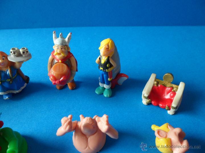 Figuras Kinder: Figuritas varias y despiece de Asterix - Kinder Sorpresa - Vikea esposa de grossebaf y otros - Foto 6 - 40823074