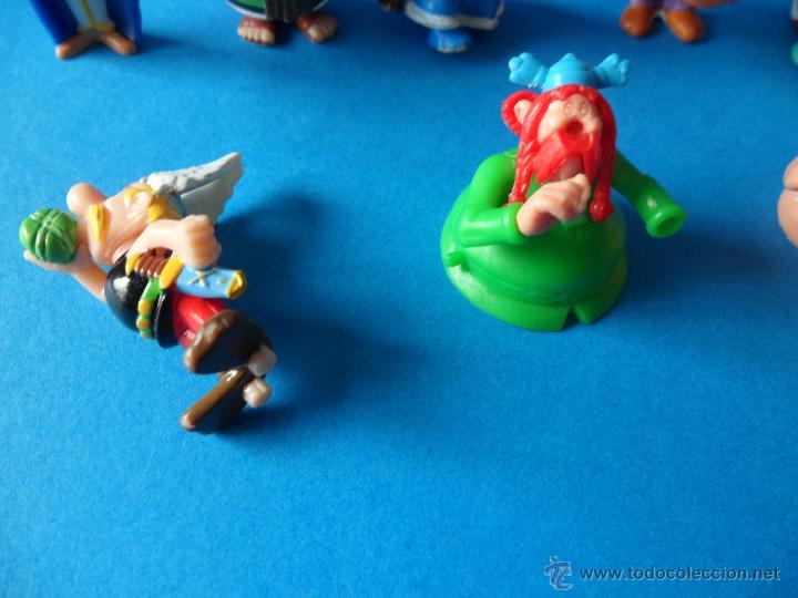 Figuras Kinder: Figuritas varias y despiece de Asterix - Kinder Sorpresa - Vikea esposa de grossebaf y otros - Foto 7 - 40823074