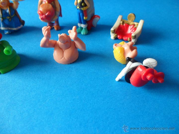 Figuras Kinder: Figuritas varias y despiece de Asterix - Kinder Sorpresa - Vikea esposa de grossebaf y otros - Foto 8 - 40823074