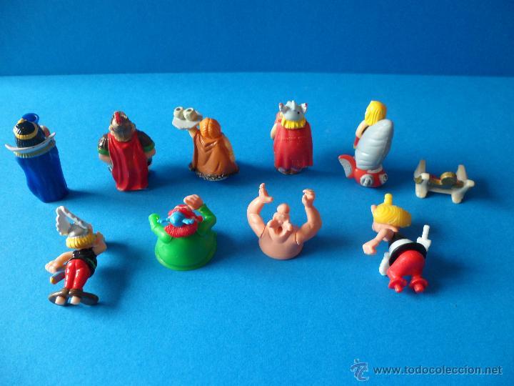 Figuras Kinder: Figuritas varias y despiece de Asterix - Kinder Sorpresa - Vikea esposa de grossebaf y otros - Foto 11 - 40823074