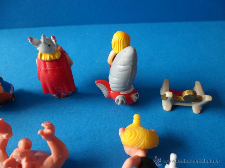 Figuras Kinder: Figuritas varias y despiece de Asterix - Kinder Sorpresa - Vikea esposa de grossebaf y otros - Foto 13 - 40823074