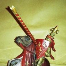 Figuras de Goma y PVC: FIGURA SCHLEICH CABALLERO Y CABALLO TORNEO2. Lote 54712136