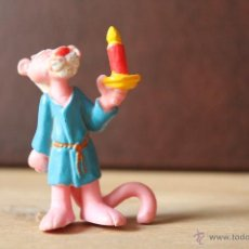 Figuras de Goma y PVC: PANTERA ROSA GOMA 70'S THE PINK PANTHER. Lote 54734147