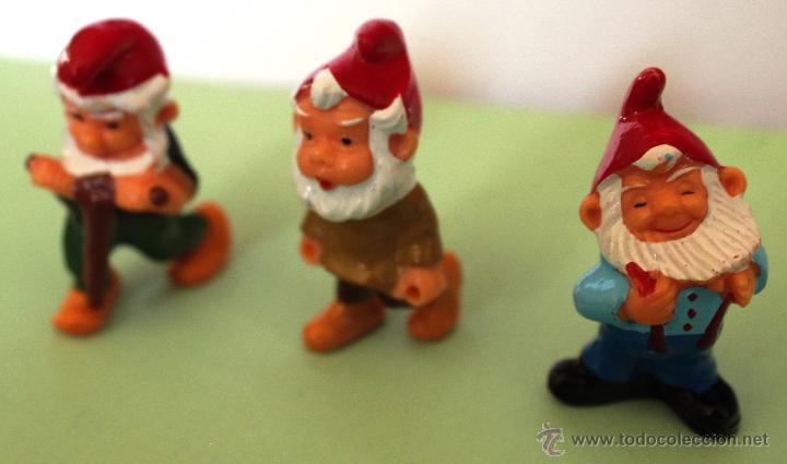 Figuras Kinder: *PRECIOSO LOTE DE MUÑECOS-GNOMOS DE KINDER* - Foto 2 - 54742238