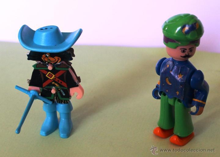 Figuras Kinder: *LOTE DE DOS MUÑECOS KINDER* - Foto 2 - 54742653