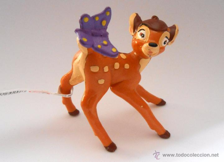 BAMBY FIGURA GOMA BULLY (Juguetes - Figuras de Goma y Pvc - Bully)