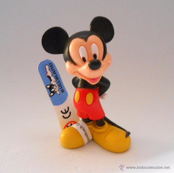 MICKEY FIGURA DE GOMA BULLY (Juguetes - Figuras de Goma y Pvc - Bully)