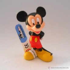 Figuras de Goma y PVC: MICKEY FIGURA DE GOMA BULLY. Lote 54811827