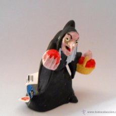 Figuras de Goma y PVC: BRUJA BLANCANIEVES FIGURA DE GOMA BULLY. Lote 54827546