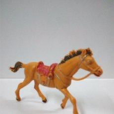 Figurines en Caoutchouc et PVC: CABALLO VAQUERO . ALTURA 8,5 CM. Lote 54846907