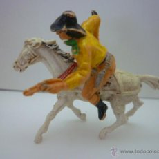 Figuras de Borracha e PVC: PISTOLERO MONTADO A CABALLO DE COMANSI.. Lote 54863274
