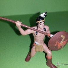 Figuras de Goma y PVC: COMANSI OESTE WESTERN INDIO. Lote 54874723