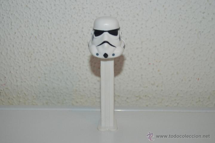 Dispensador Pez: dispensadores de caramelos pez dispensador caramelo star wars - Foto 1 - 54907237