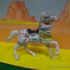 Figuras de Goma y PVC: FIGURA MEDIEVAL REAMSA - MEDIEVAL DE REAMSA - CABALLO MEDIEVAL REAMSA . Lote 54916631